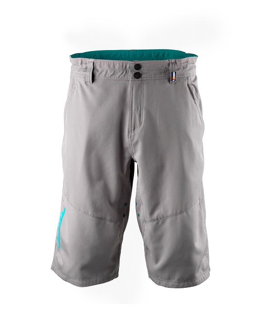 Teller Shorts - Grau