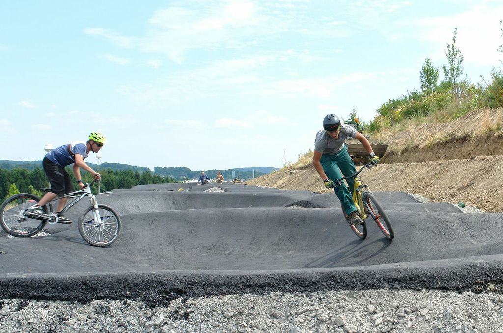 Pumptrack Bergisches Land