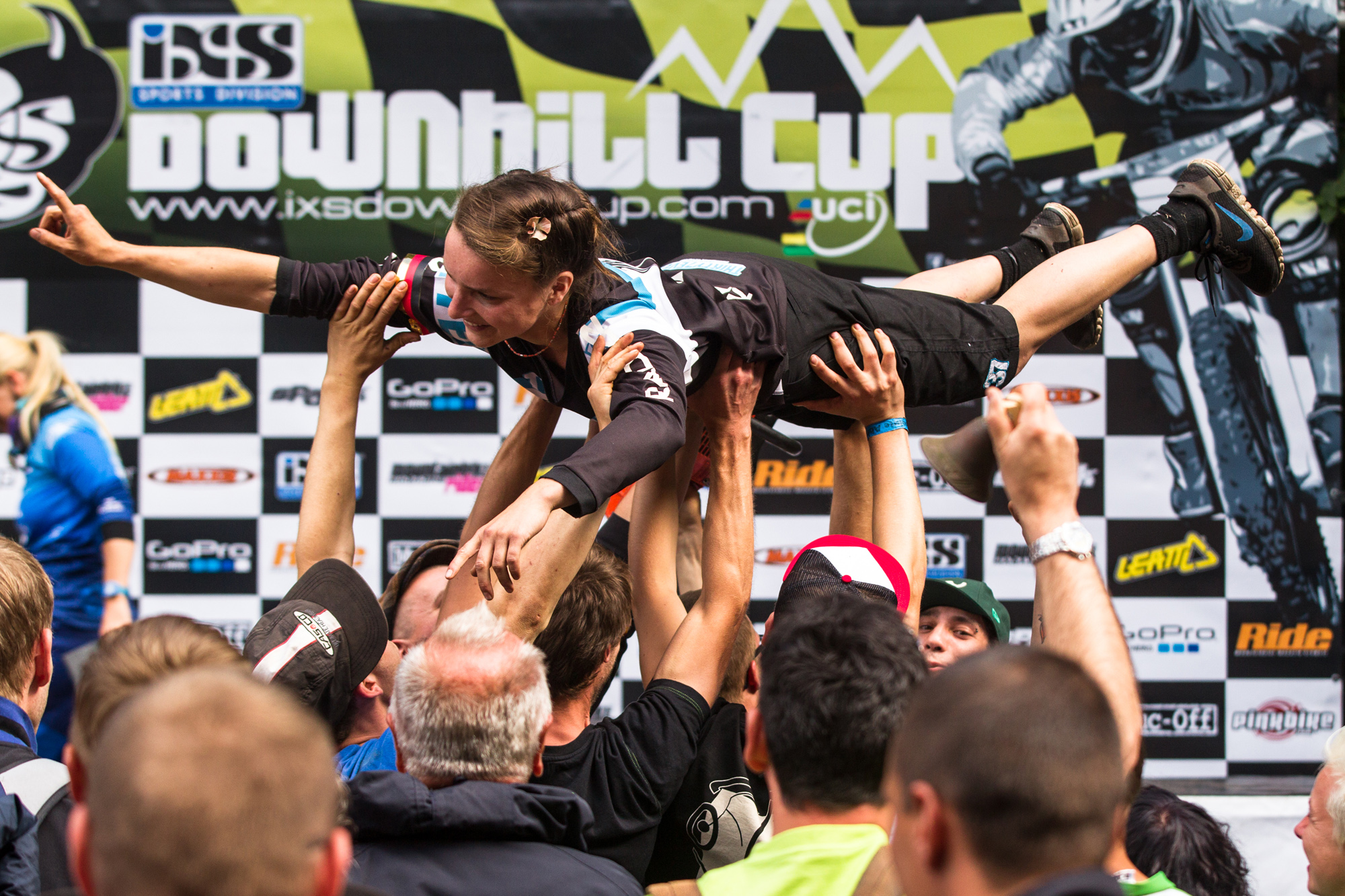 Harriet Rücknagel iXS German Downhill Cup