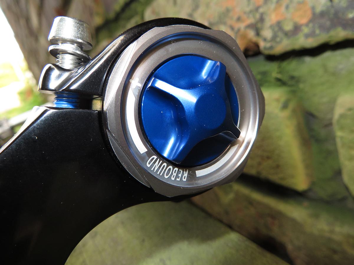 Dorado Gabel von Manitou