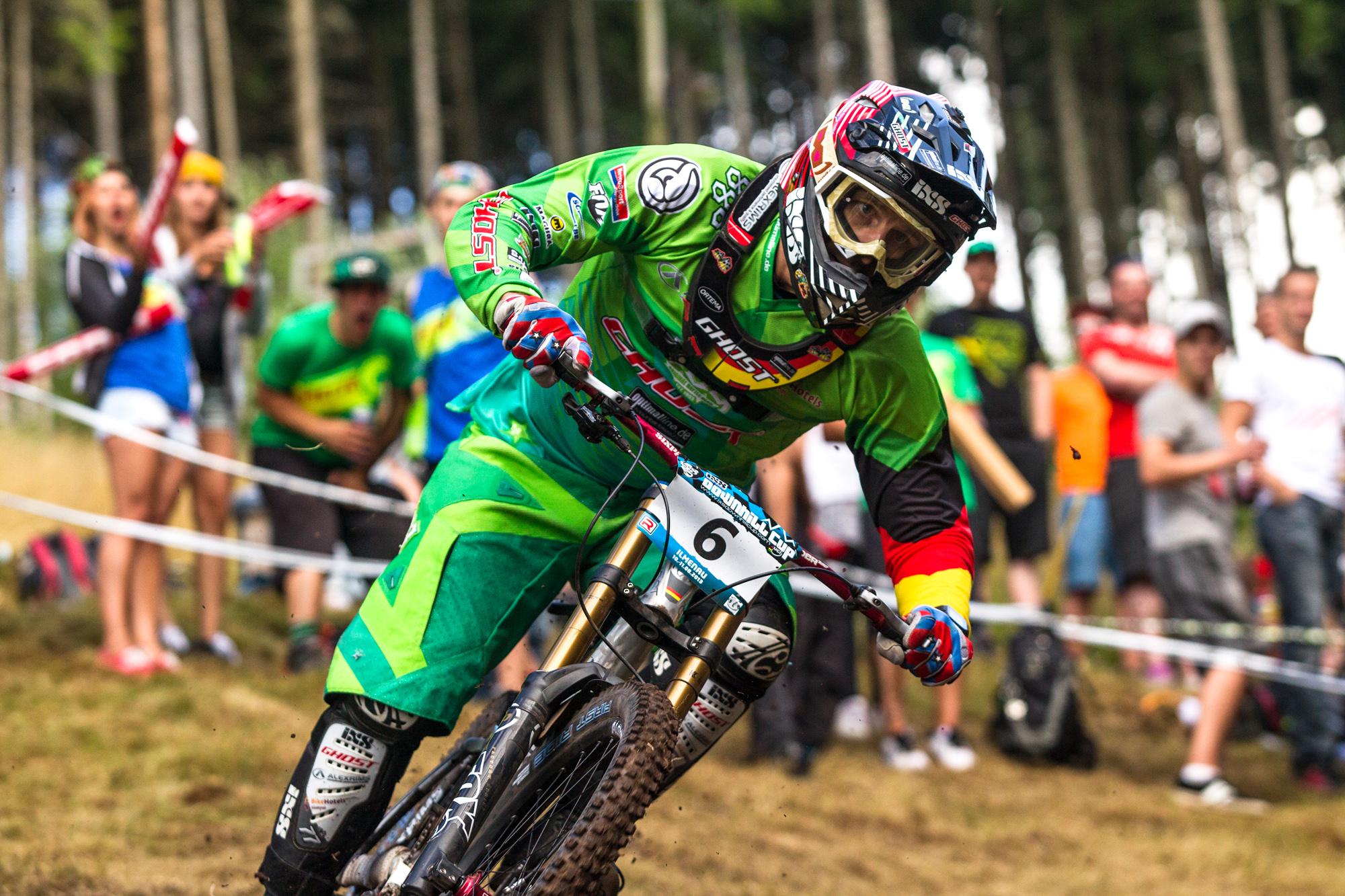 iXS German Downhill Cup Marcus Klausmann