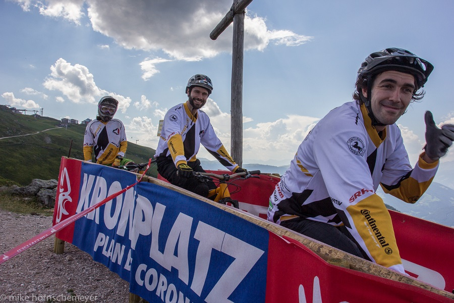 Team Conti Nicolai Kronplatz