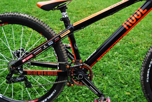 Rose 4X Worlds Bike Joost