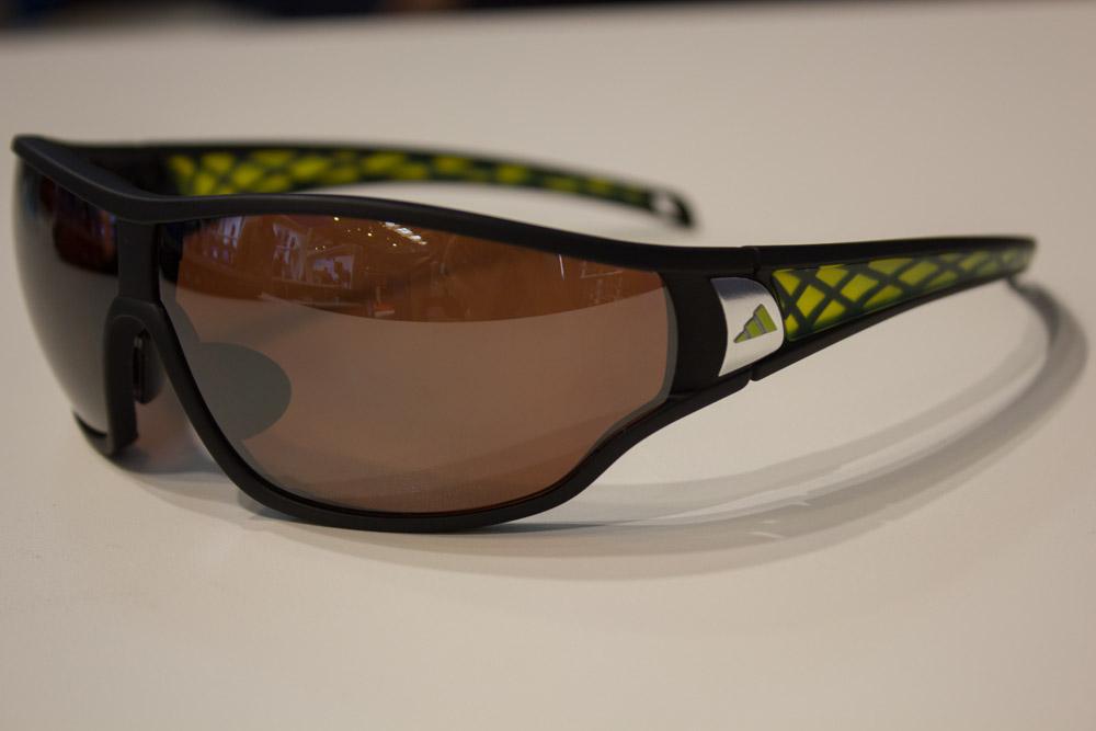 Neue Brille von adidas