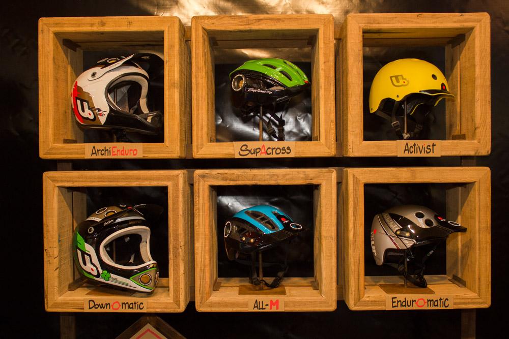Helm-Range von Urge