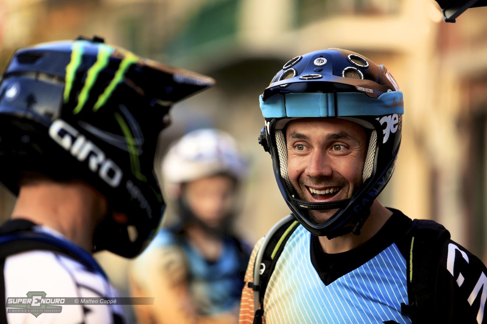 Canyon Fahrer Fabien Barel wurde Vierter in Finale
