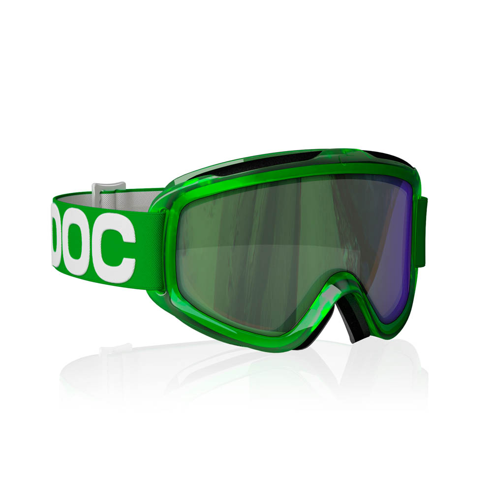 Iris Flow Green Goggle