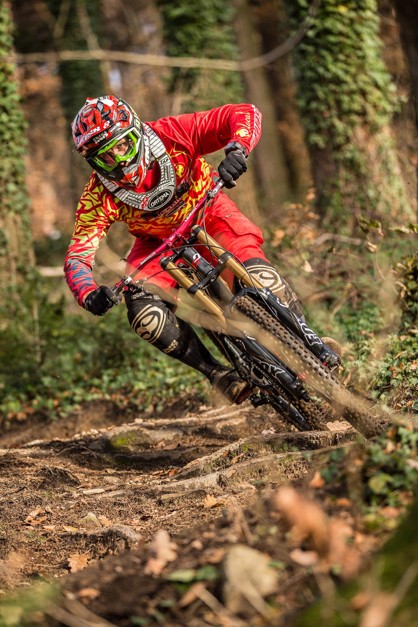 Marcus Klausmann GHOST Bikes
