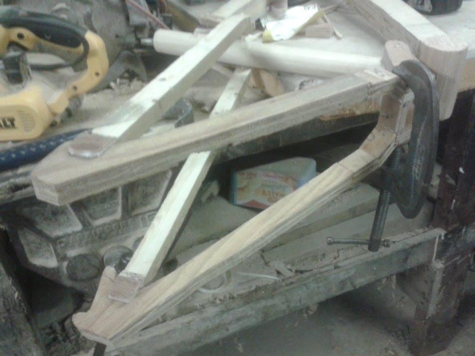 Bau Dir ein Bike aus Holz!