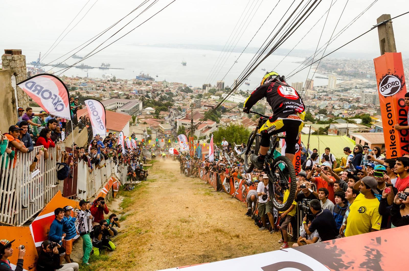 Team Hutchinson in Südamerika ©Dave Trumpore