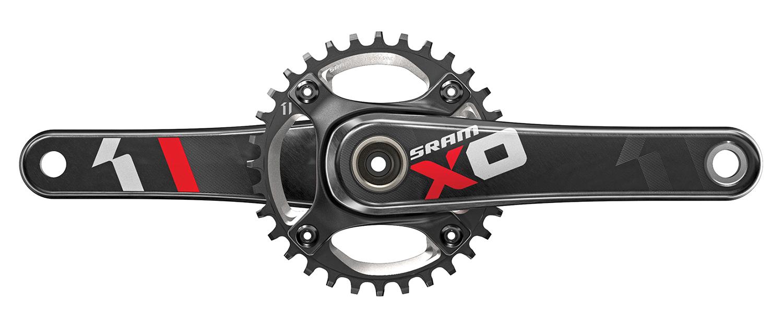 SRAM MTB X01 DH Crank