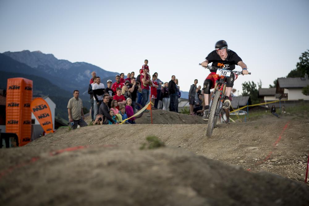 Pump Masters Noel Niederberger in Action © Roland Haschka