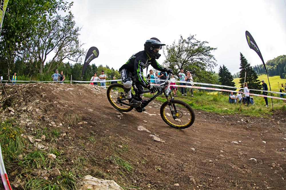 Deutsche Meisterschaft Downhill Albstadt 2014