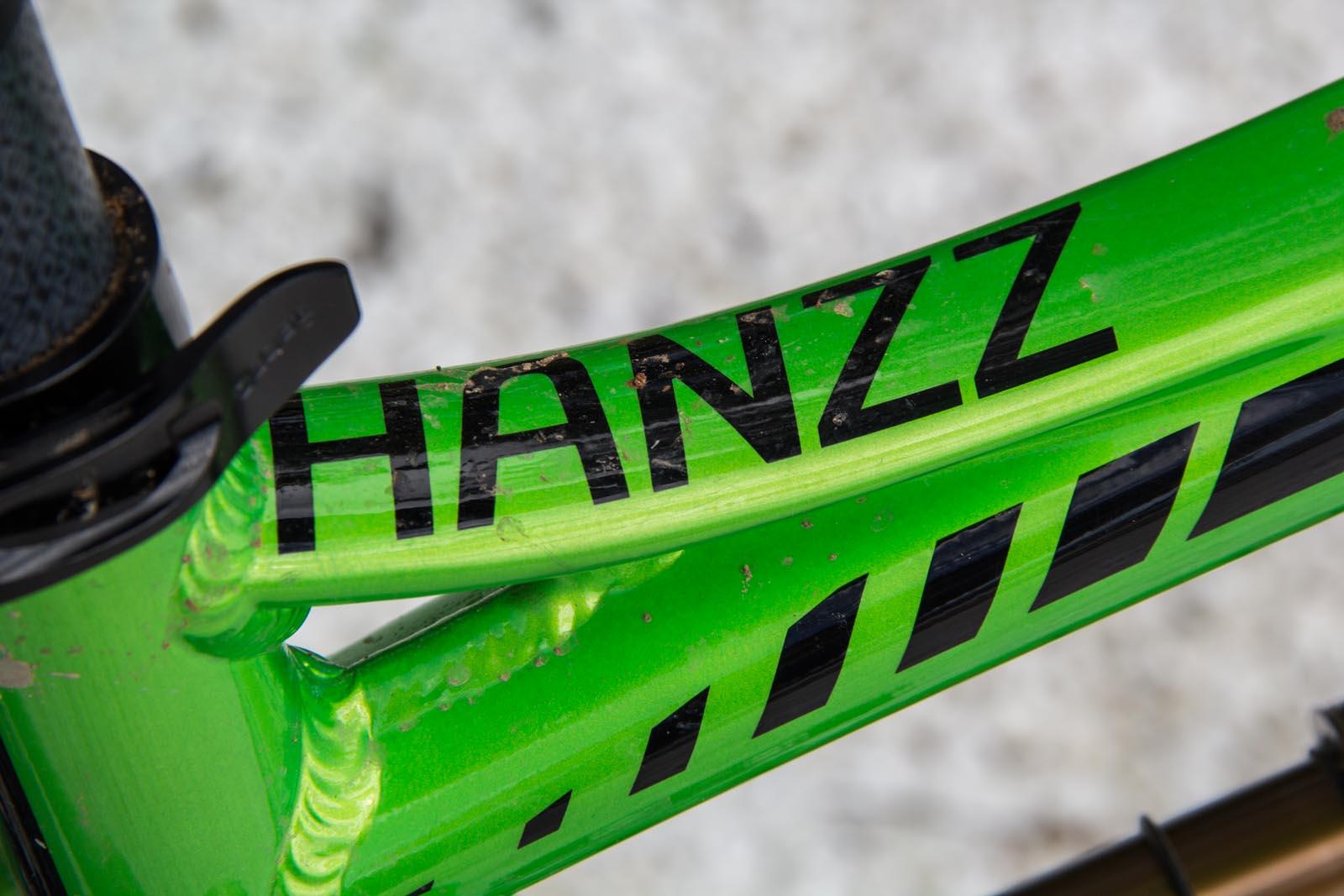 Cube Hanzz SL 26 @Martina Bogott