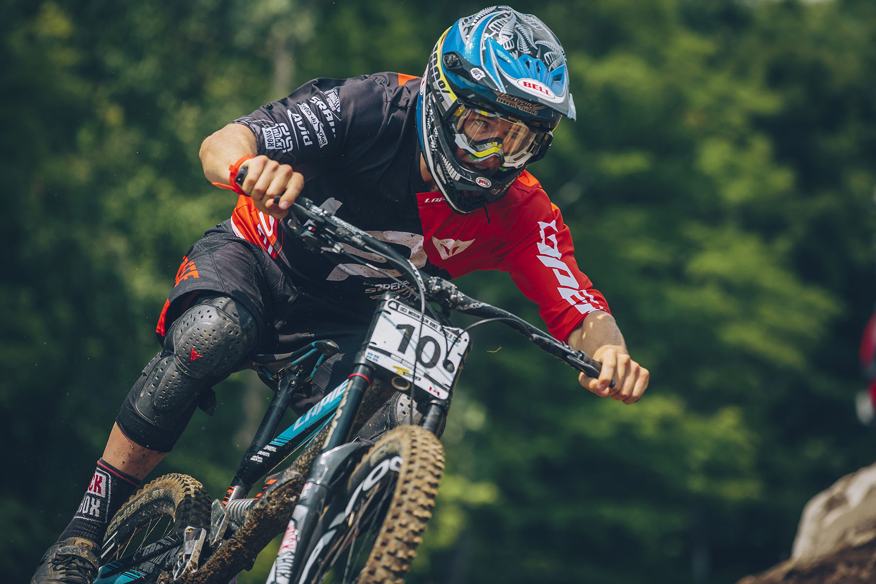 Sam Blenkinsop put down the run of the season for him as he takes home 5th place today. On track just having fun all week paid off for him and with the dry conditions in his favour he was able to put the pedal down.