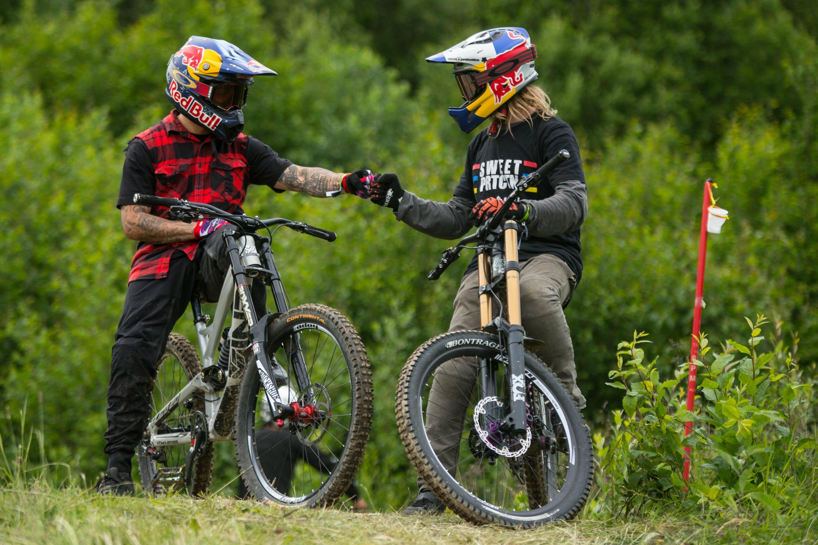 mountainbike disziplinen