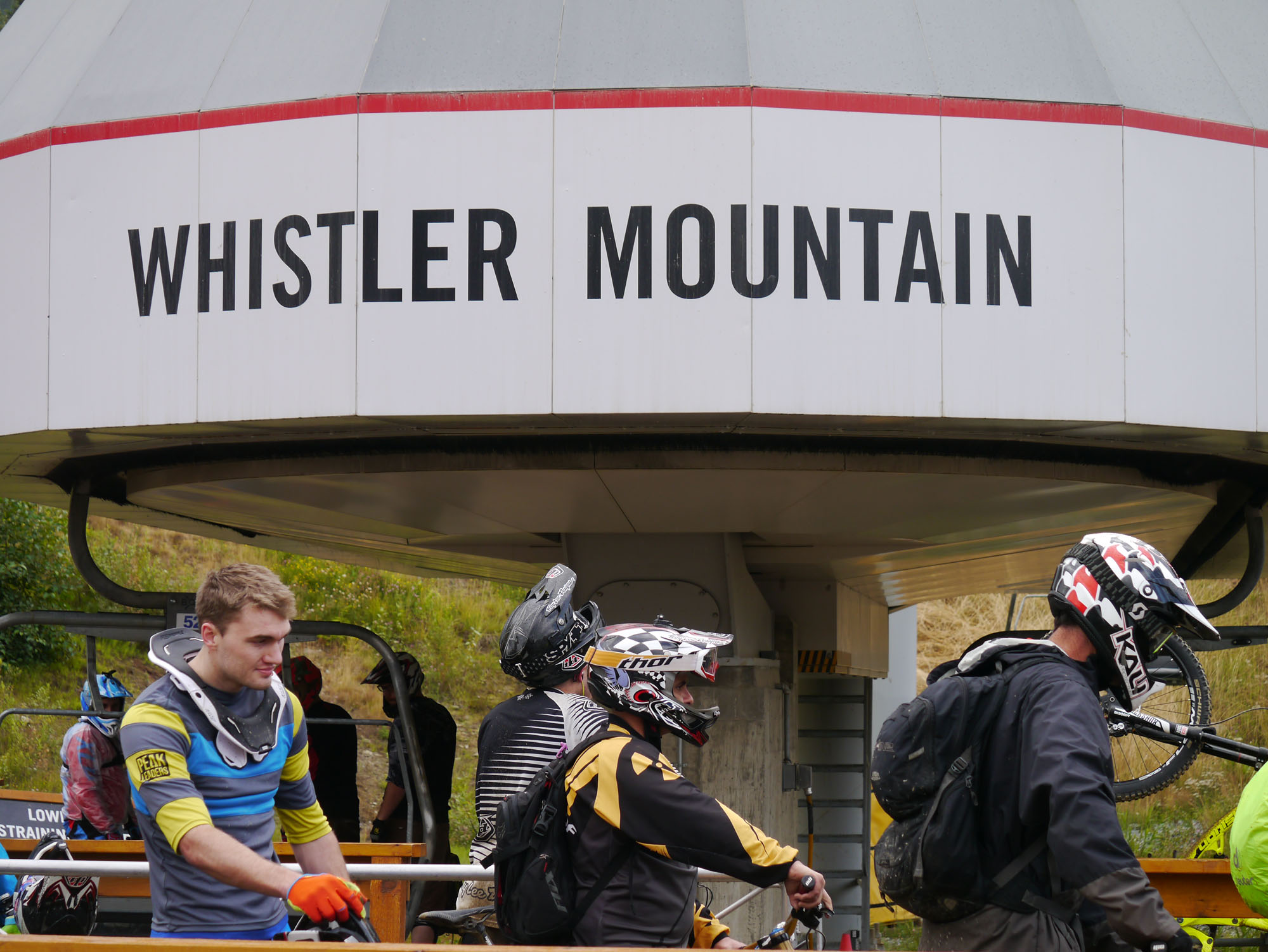 Bikepark Whistler Lovestory