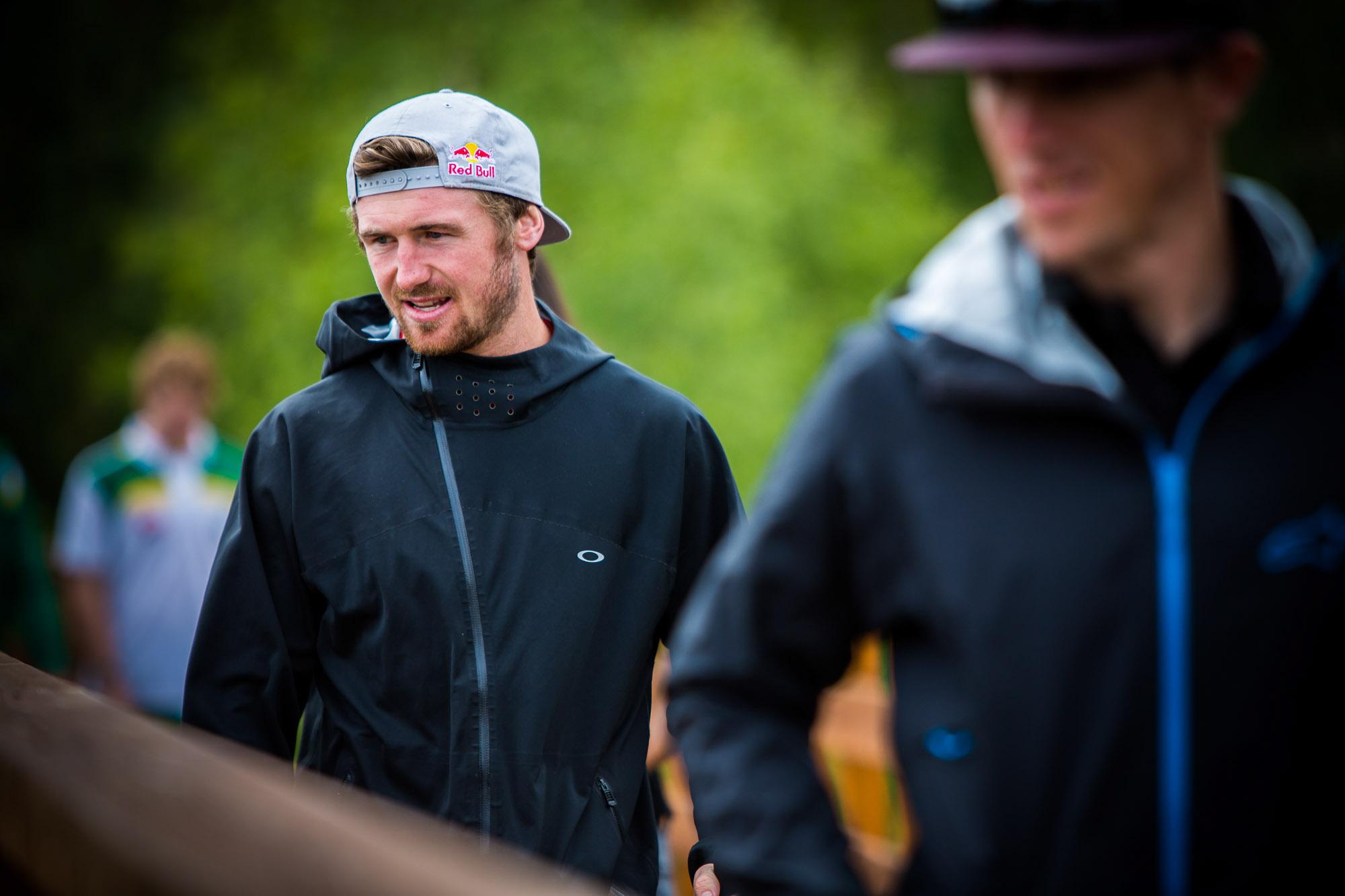 Brook MacDonald hat einen Val di Sole beim letzten World Cup Rennen einen sagenhaften Run hingelegt. Könnte er eventuell der Kandidat für den Weltmeistertitel sein?