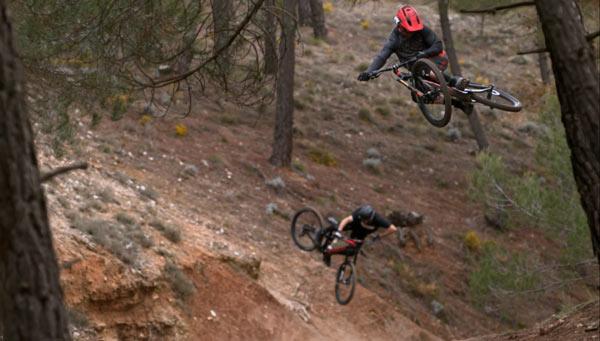 d584abd77c4 Brandon Semenuk - Trek Session Park Setup - Dirt Mag...