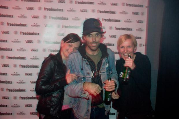 Sandra, Markus Arnoldy und Judith