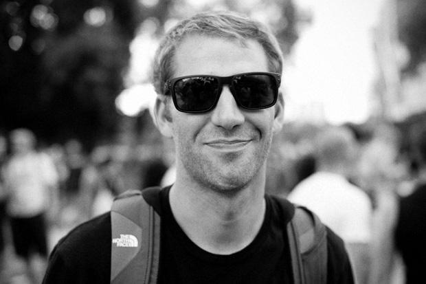 Kurz davor, sehr viel zu reden: Jochen Bertenhoff