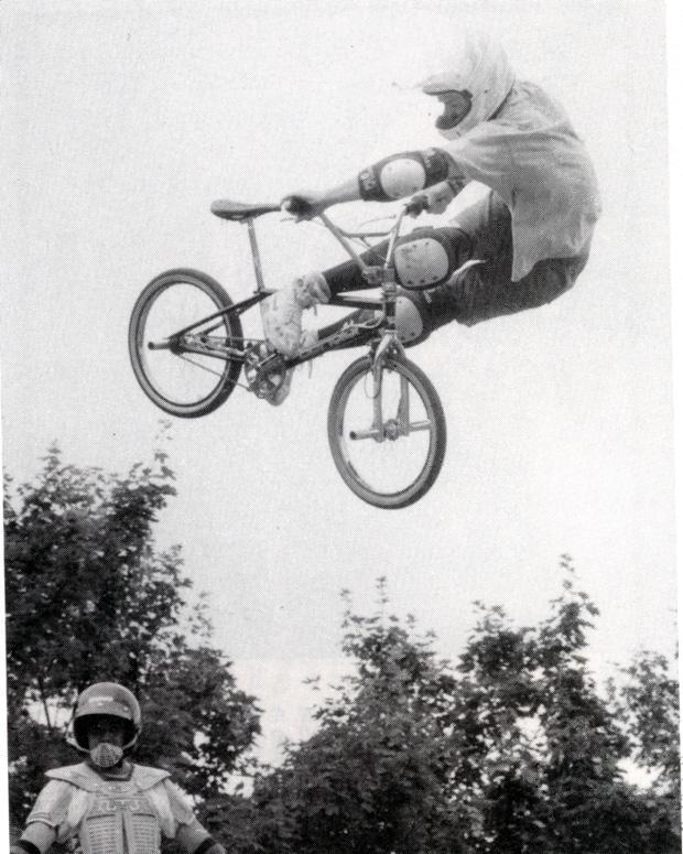 Ausgabe 2: Unser Coverboy von Ausgabe 1 war auch im zweiten Heft vertreten: Lars Gförer mit einem Lookback im Kölner Jugendpark
