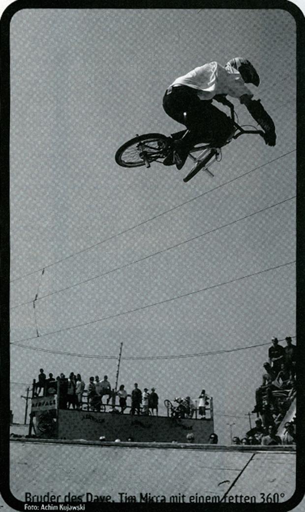 Ausgabe 10: Dave Mirras Bruder Tim Mirra