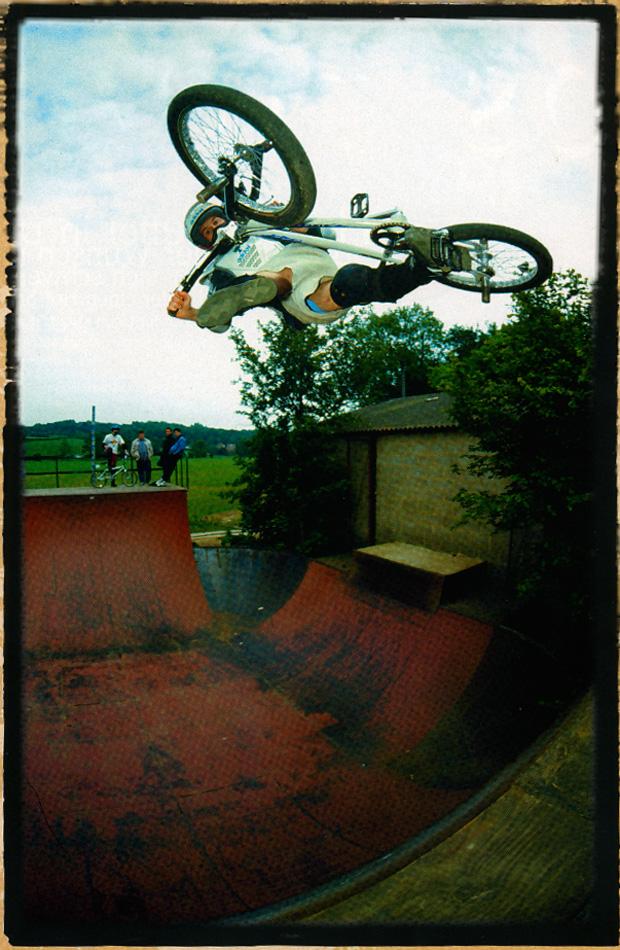 Ausgabe 11: Achim Kujawski in Crowhurst, England