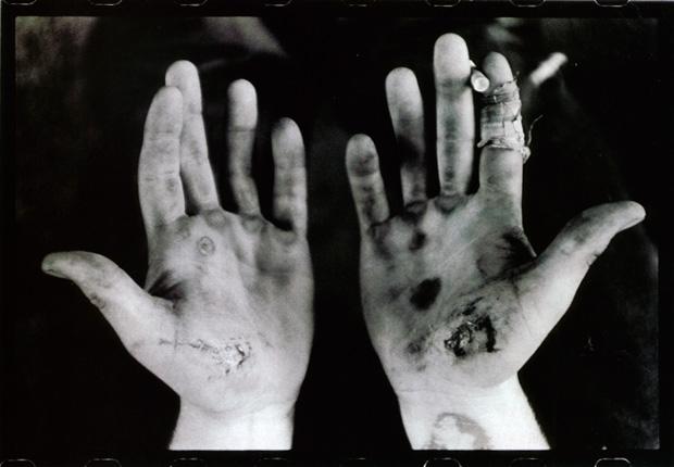 Ausgabe 71: Michi Sierens Hände sind mit ihrem Besitzer sicher nicht immer so ganz zufrieden