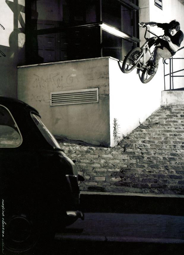 Ausgabe 80: Maxime Charveron hat seit diesem Foto für einige Furore gesorgt