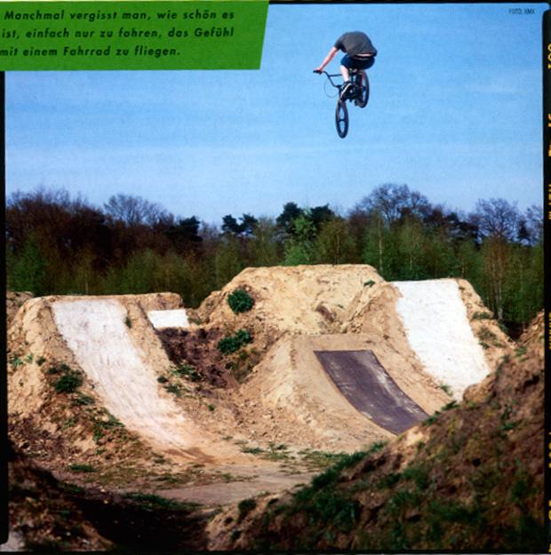 Ausgabe 95: Manual Mike an seinen Heimtrails in Bielefeld-Sennestadt