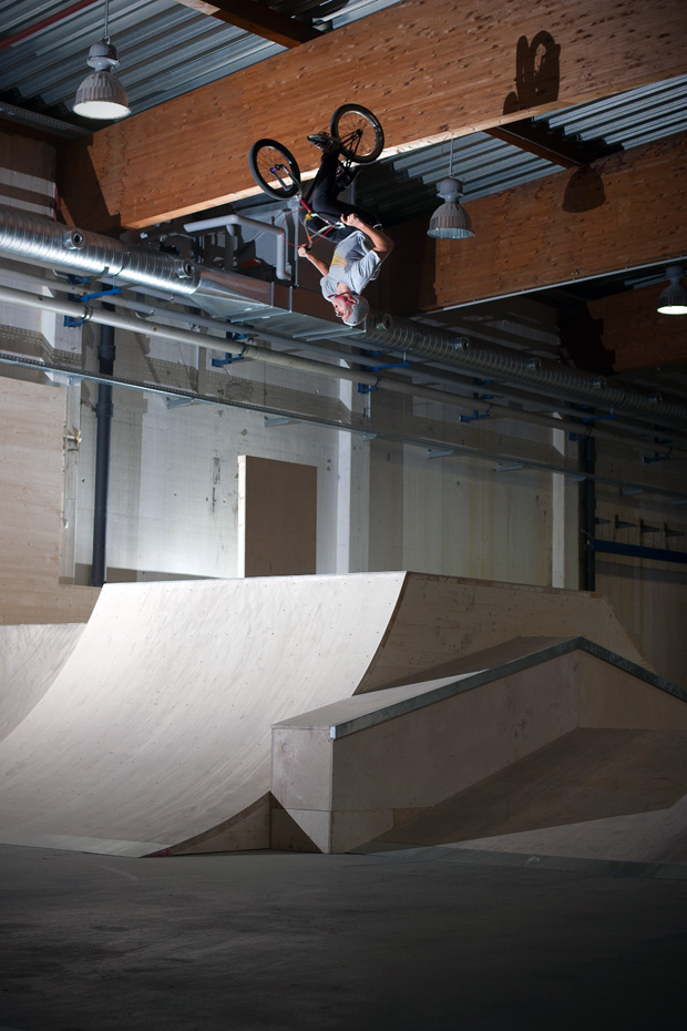 Kevin Holub Backflip