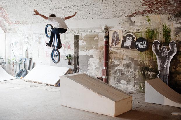 Adrian Malmberg The Platform