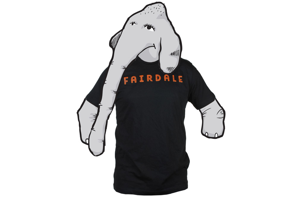 Fairdale-Bikes-Shirt-Elephant