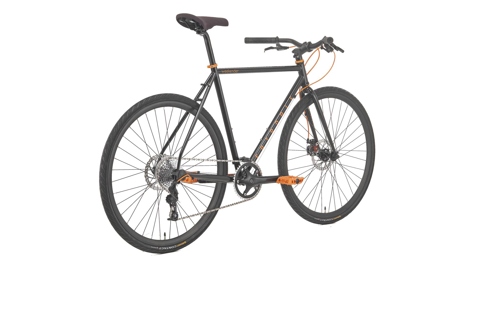 Fairdale-Bikes-Weekender-schwarz-orange