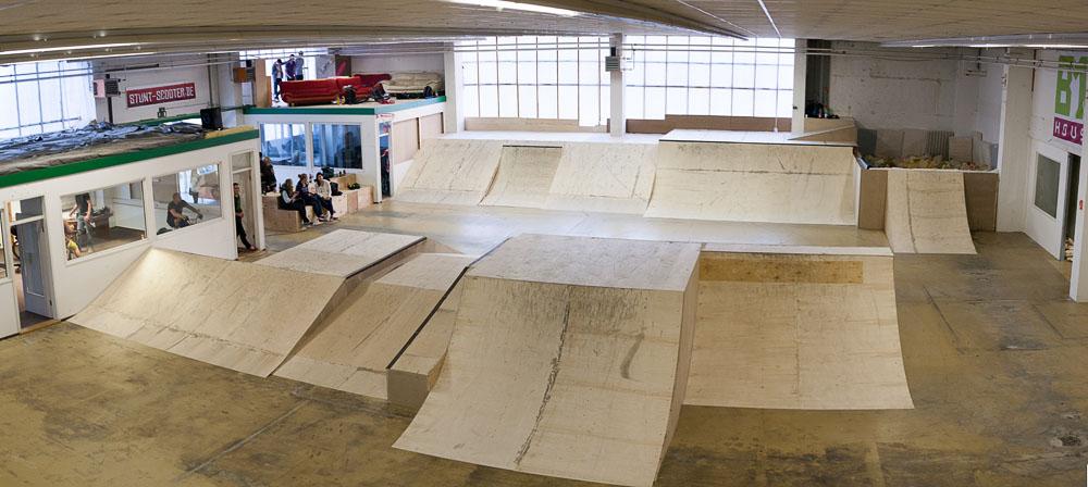 Skatehalle-Stralsund-Eröffnung-Overview
