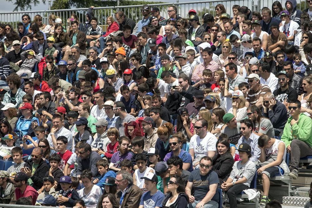 X-Games-Barcelona-BMX-Publikum
