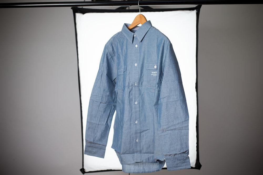 Der Besucher bei der Schwiegermama steht an? Wie wäre es mit einem Hemd von Quintin?