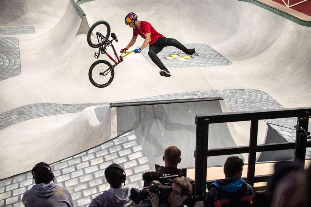 X Games München: BMX Park Finale