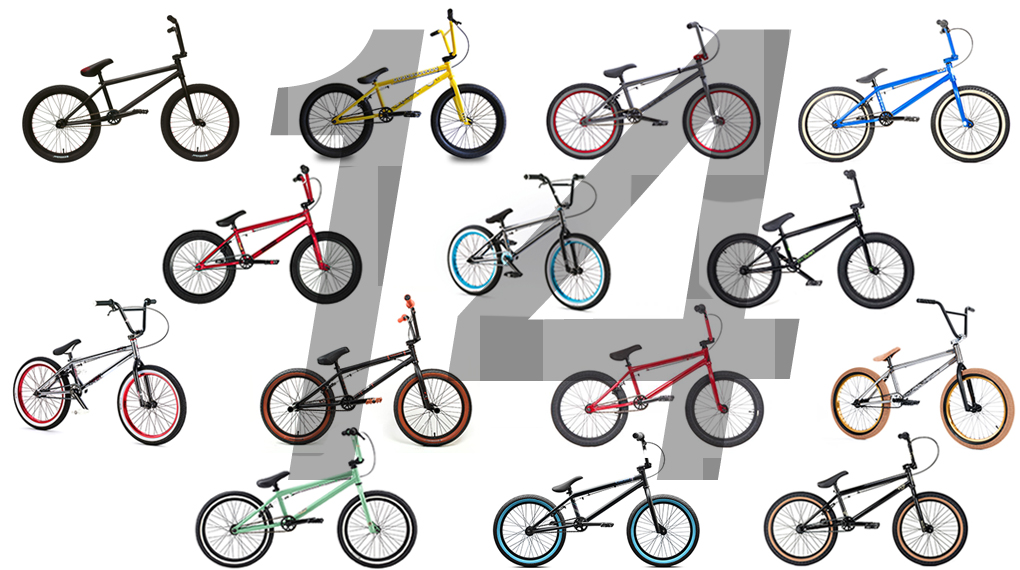 die besten bmx einsteigerr der f r unter 500 euro. Black Bedroom Furniture Sets. Home Design Ideas