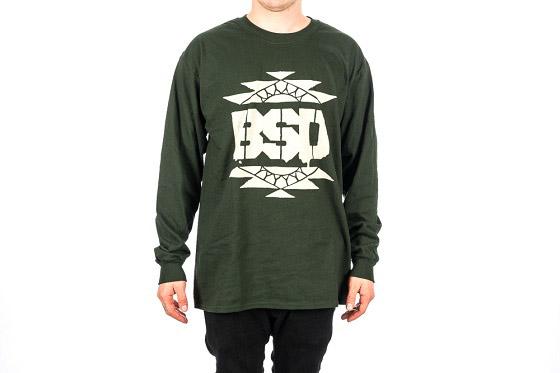 BSD 'Az-Tech' Longsleeve, grün, m-xxl, 31,95 €