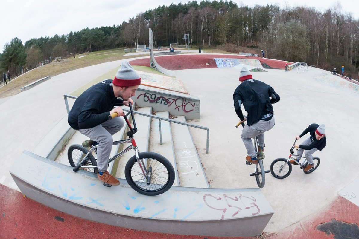 Anton, Feeble Hard 180 in Rissen