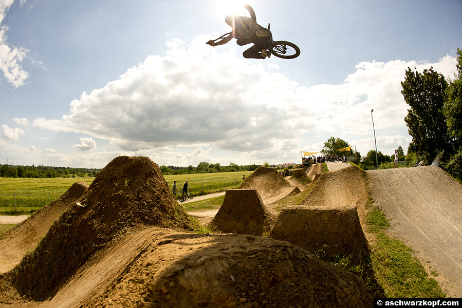 Raphael Jeroma-Williams, Table Top Aichwald Trails