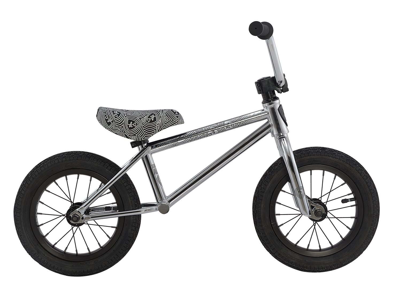 Subrosa BMX-Rad Altus Laufrad silber