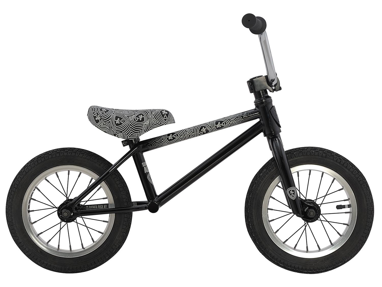 Subrosa BMX-Rad Altus Laufrad schwarz