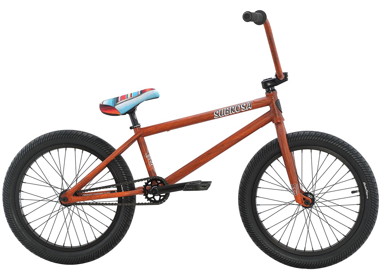 Subrosa BMX Rad Malum 2016 Rat Rod Rust