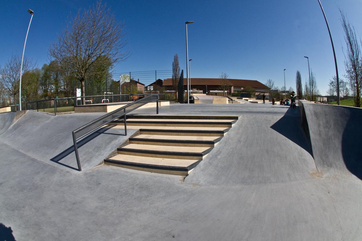 Skatepark Karlsruhe