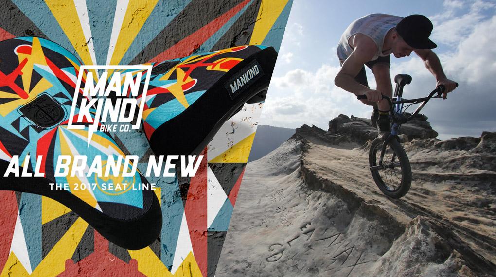 Die erste Komplettradlinie von Mankind Bike Co. ist ...