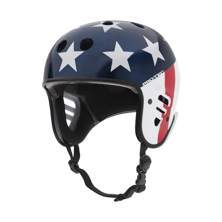 Der Pro-Tec Fullcut Helm in