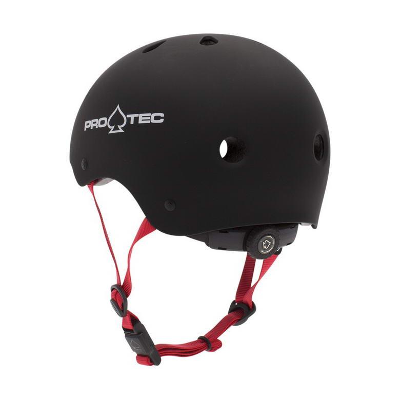Mit dem Stellrädchen am hinteren Teil des Classic Junior Fit lässt sich kinderleicht die richtige Größe des Helms einstellen